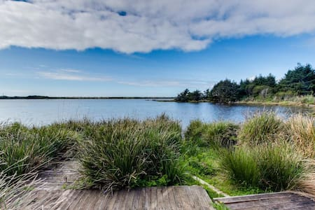 Cape Meares Lake and Ocean Retreat - Cape Meares - 其它
