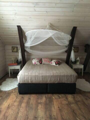 Уютная мансарда с двумя спальнями - Сортавала - Wohnung