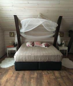 Уютная мансарда с двумя спальнями - Сортавала