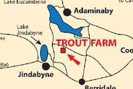 Eucumbene Trout Farm - Managers Cottage