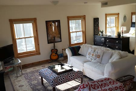 Loft Central to Skidmore & Downtown - Saratoga Springs - Loft
