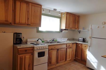 First Floor Apartment - Apartament
