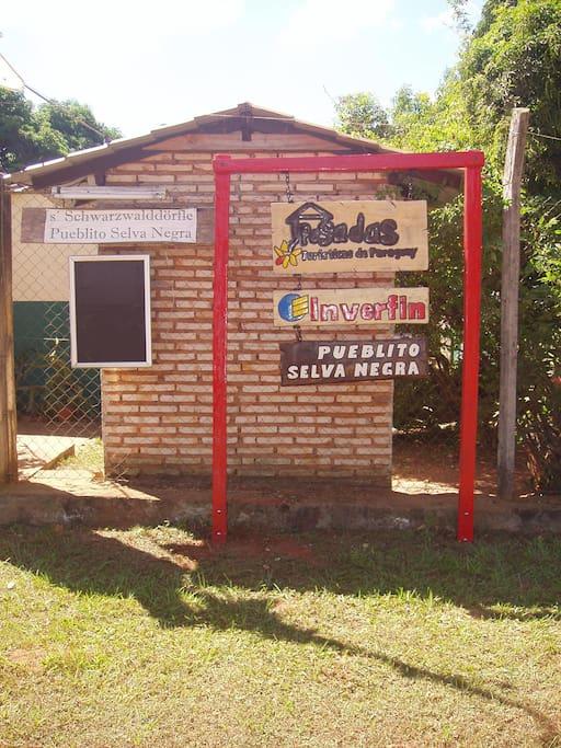 Wir sind zertifiziertes Mitglied der Posadas Turisticas de Paraguay.