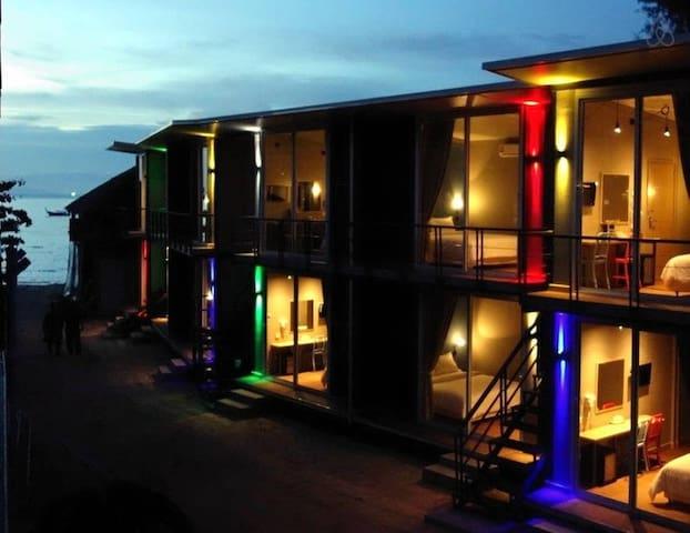 Relaxing Double Room in Phi Phi! - Ao Nang - Apartment