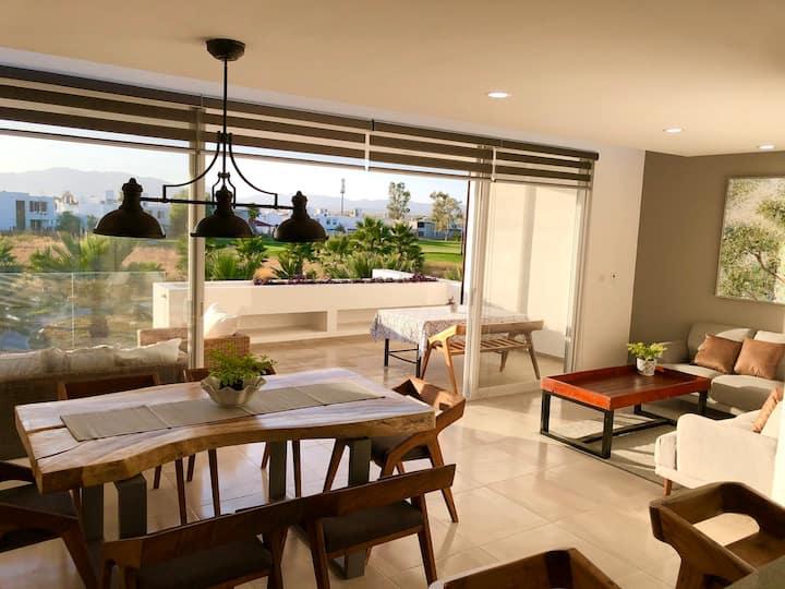 Hermosa casa con vistas espectaculares y Alberca