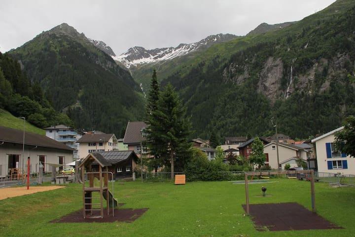 Haus Steiner in Göschenen