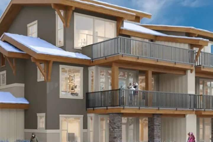 THE REST NEST! SUN PEAKS NEWEST 2 BEDROOM CONDO.