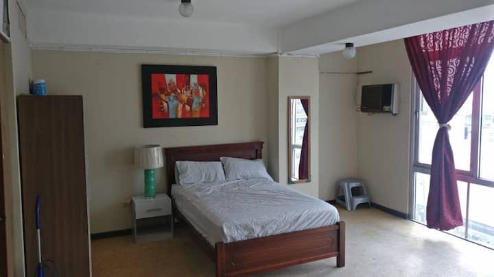 Confortable departamento, tipo suit hotel