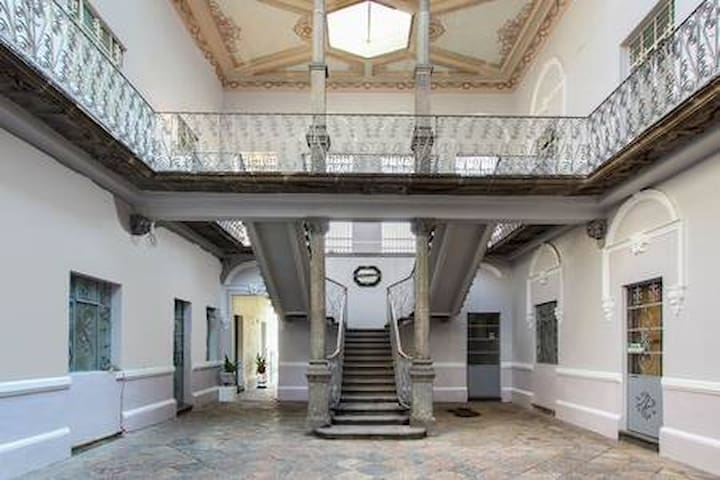 """Private Rooms at  """"Casa de reforma 4"""""""