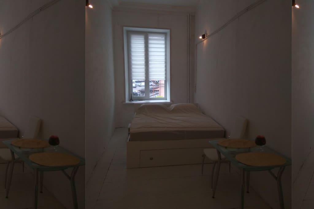 Большая кровать 200х160
