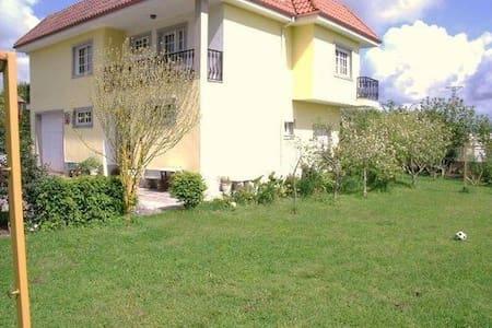 Apartamento con Jardin - A Guarda - Leilighet