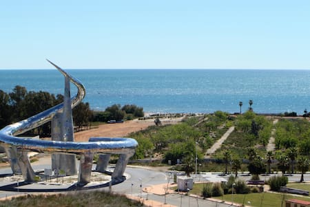 Piso nuevo ideal para familias en Marina d'or - Oropesa - Wohnung