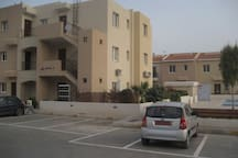 Outside Apartment