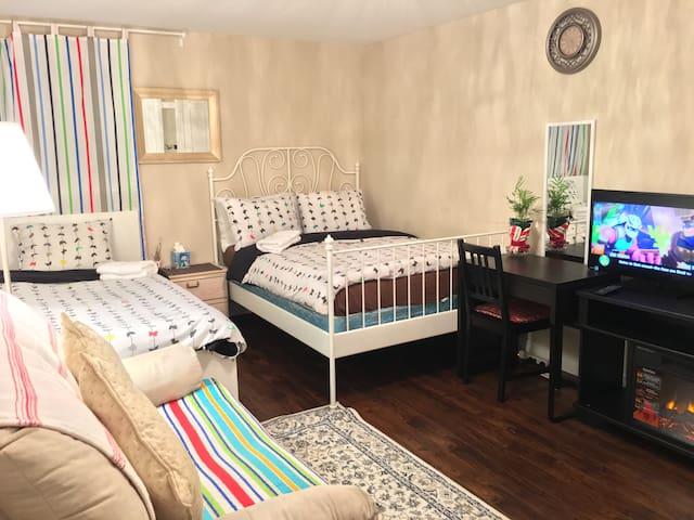 Nearby Metrotown Cozy one bedroom!
