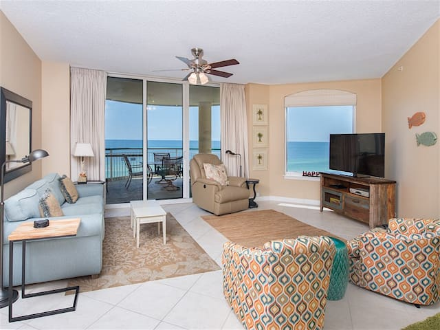 Gulf-front Perdido Key Resort Condo - Beach Colony Resort - Perdido Key