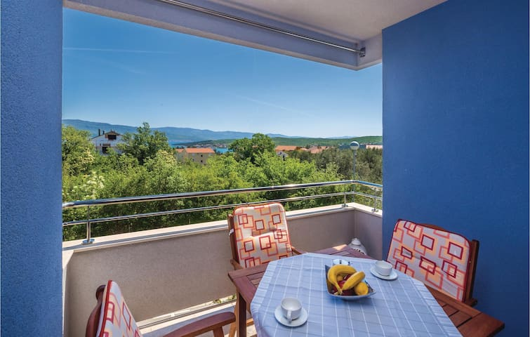 Holiday apartment with 1 bedroom on 45m² in Cizici