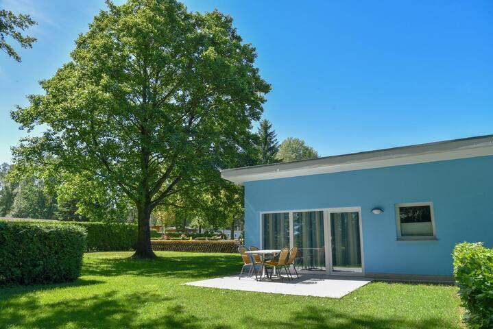 Bungis Ferienhäuser am Grimnitzsee ***Seeseite Haus 13