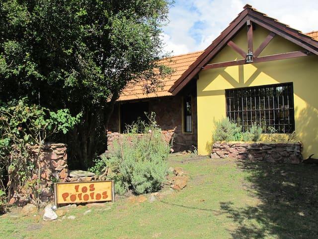 CABAÑA LOS POLOLOS - Departamento de Lavalleja - Nature lodge