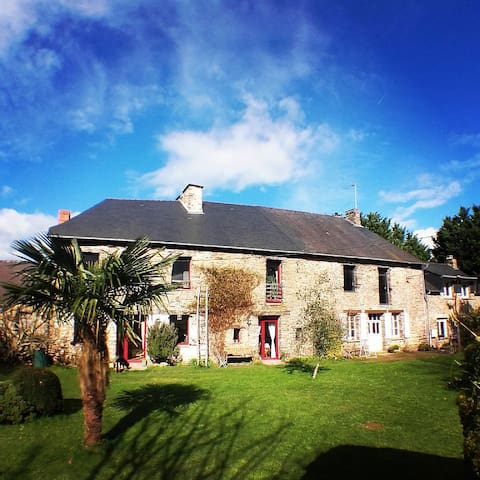 Beautiful renovated country house