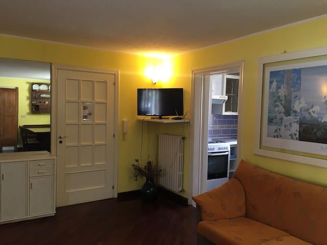 Appartamento in villa con ingresso privato