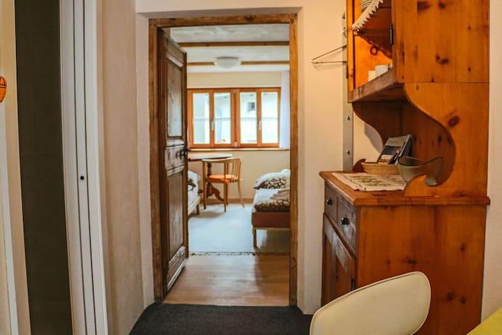 Casa 157 - Bregaglia - Apartment