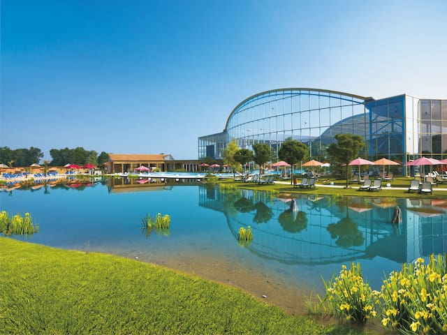 Gallery: Therme Erding - vital area / Vitaltherme (c) und Freigabe durch Therme Erding Service GmbH