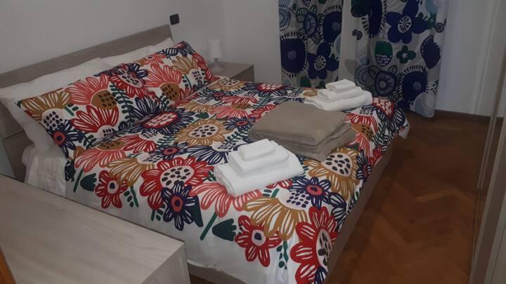Intero appartamento in zona ben servita