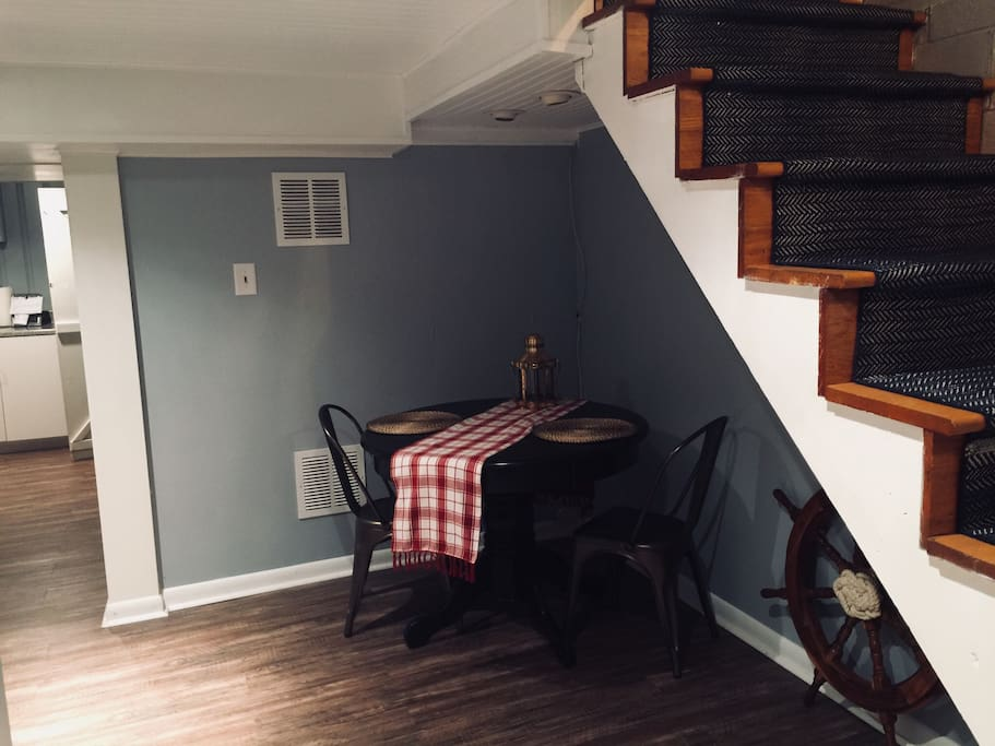 """""""We felt right at home. The place was very clean and cozy"""" Melissa"""