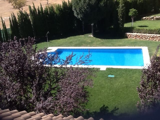 Townhouse & Pool in Beautiful Andalusian Village