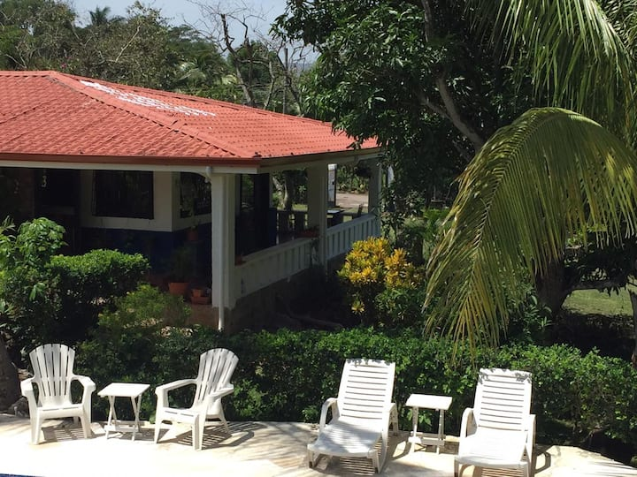 Villa equipada hasta para 8 personas