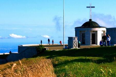 GrappaLand nel Veneto : tra la terra ed il cielo