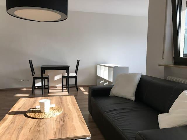 Kein Standard Apartment - einziehen zuhause fühlen