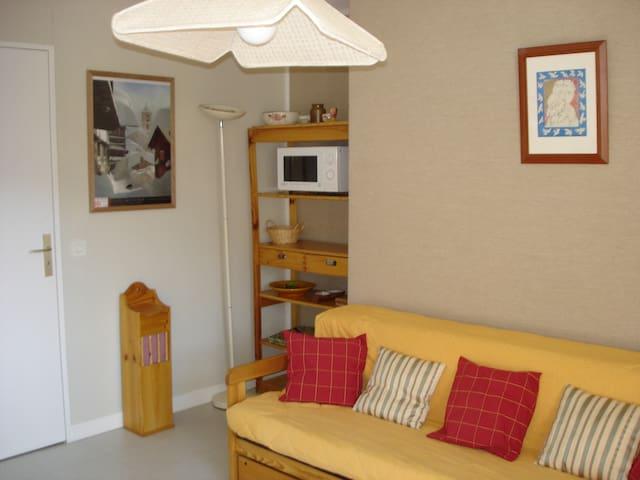 Appartement Arvieux en Queyras - Arvieux - Apartamento