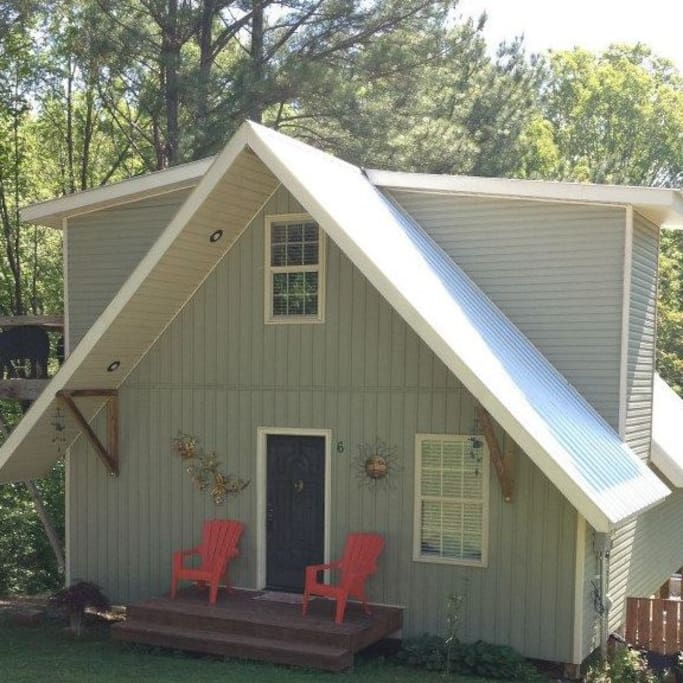 Cabin - Front
