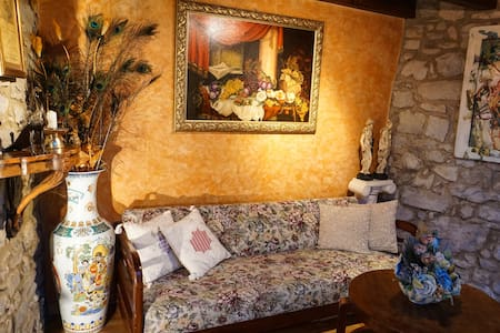 Exclusive apartment in historic village of Emilia - Casina - Rumah
