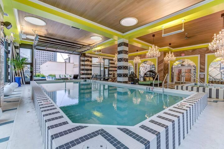 #bluebird-gorgeous 1 bedroom apt in Cincinnati!