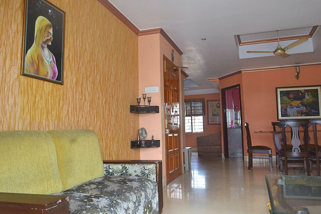 Living room at OK! North East Riverview Homestay