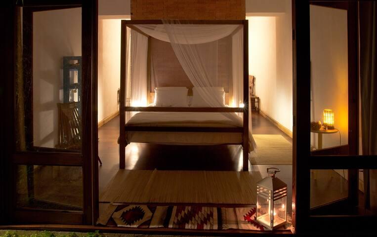 Estalagem Camburi | Deluxe Apartment with a/c