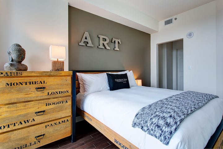 Corporate Stays | Le V | Lovely 1BR