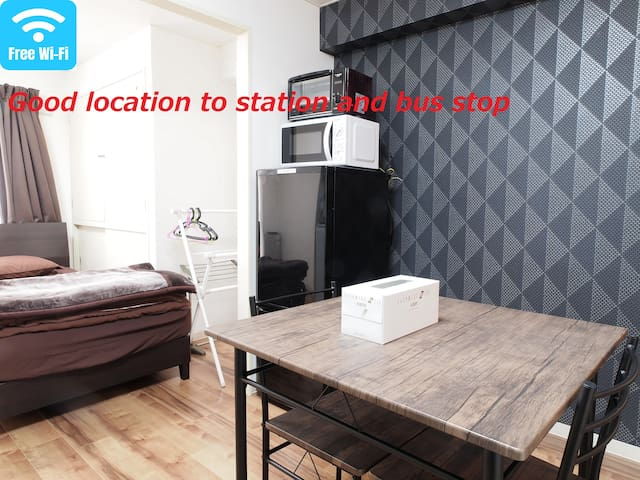 ♥Good location in Sapporo! /Free Portable Wifi #17