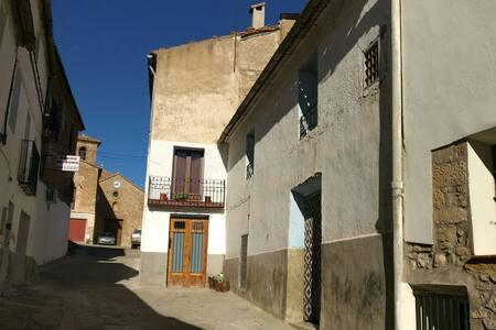 Acogedora casa de pueblo.Corcolilla - Corcolilla