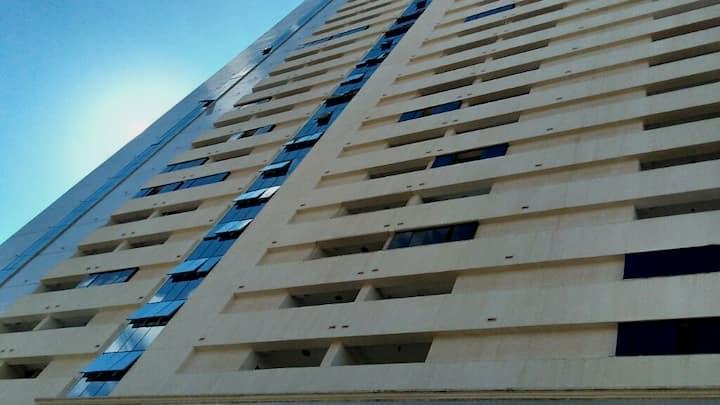 Melhor localização de Goiânia Flat 1010