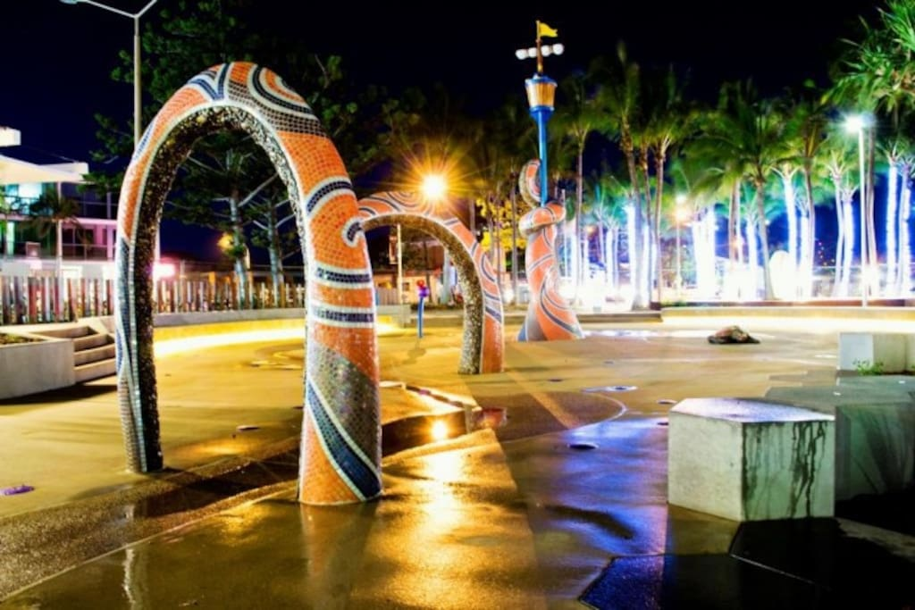 Yeppoon Esplenade - Free Water Park