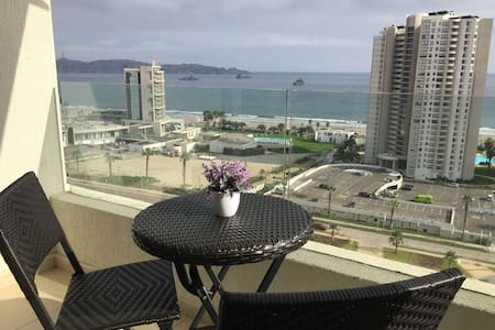 Peñuela Beach for couple or family - Coquimbo - Apartamento