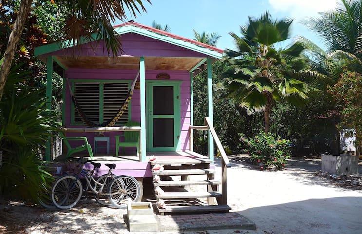 Gumbo Limbo Ocean View & Breeze - Caye Caulker - Houten huisje