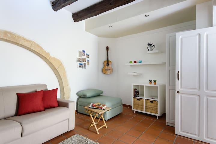Apartment in Ortigia - Dammuso del '900 - Syrakus - Loft