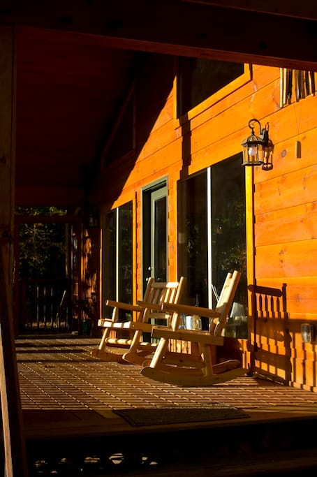 Mountain Magic Rustic Luxury Cabins For Rent In Bryson