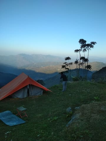 Nagtibba Trekking and Stay