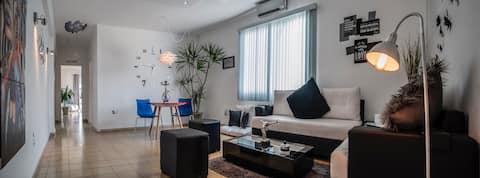 Apartamento entero de lujo en el centro del Vedado