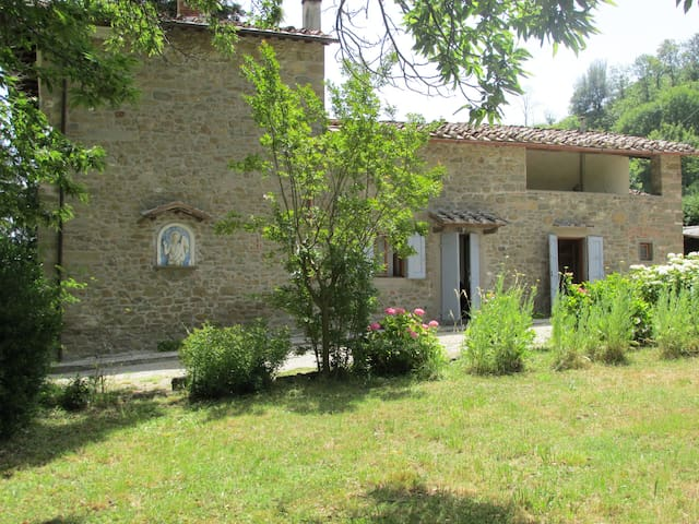 Apartment with private pool - Greve in Chianti - Hus